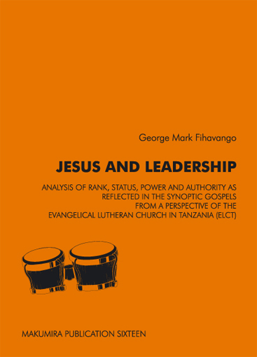 Jesus and Leadership