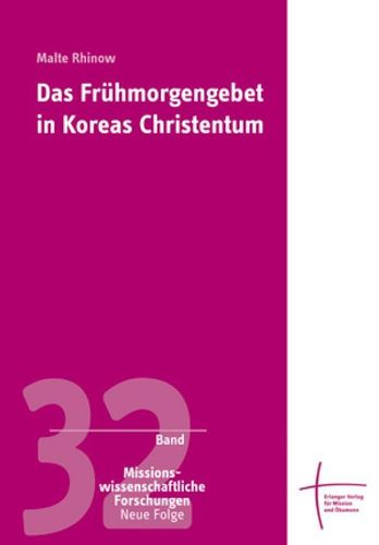 Das Frühmorgengebet in Koreas Christentum